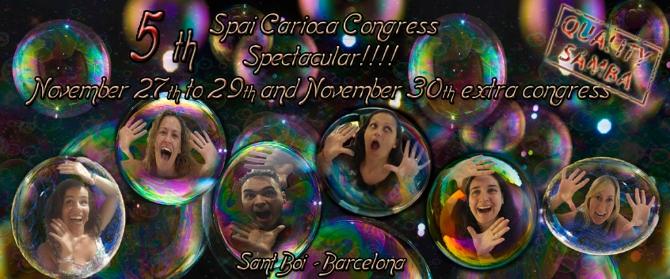 5º Congreso Internacional de Samba de Gafieir